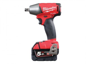 M18 FIWF12-502X Fuel™ 1/2in Friction Ring Impact Wrench 18 Volt 2 x 5.0Ah Li-Ion
