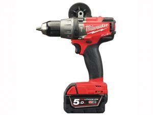 M18 FPD-502X Fuel™ Percussion Drill 18 Volt 2 x 5.0Ah Li-Ion