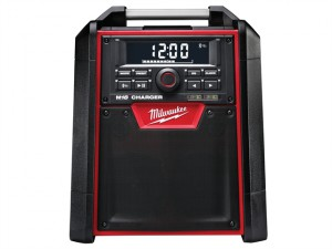M18 RC-0 Radio Charger 240 Volt & 18 Volt Li-Ion Bare Unit
