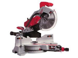 MS 305 DB 300mm Sliding Compound Mitre Saw Double Bevel 1800W 240V