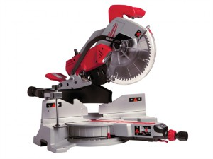 MS 305 DB 300mm Sliding Compound Mitre Saw Double Bevel 1800 Watt 110 Volt