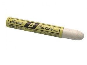 Paintstick Cold Surface Marker White