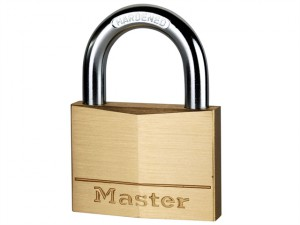 Solid Brass 60mm Padlock 5-Pin