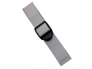 Lashing Straps with Plastic Buckle 1.8m 2 Piece