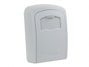 5401 Standard Wall Mounted Key Lock Box (Up To 3 Keys) - Cream