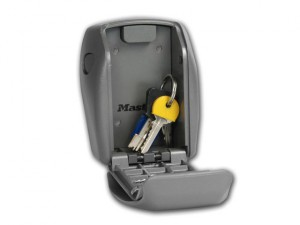 5415E Wall-Mounted Reinforced Key Lock Box