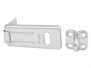 Wrought Steel Hasp 64mm
