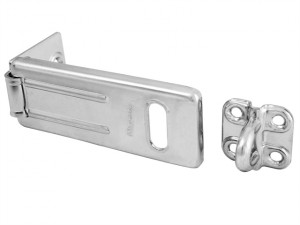 Wrought Steel Hasp 89mm
