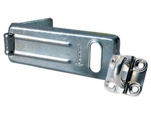 Wrought Steel Hasp 115mm