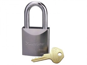 ProSeries® Chrome Padlock 51mm Without Cylinder