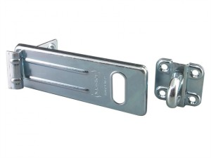 Wrought Steel Hasp 153mm