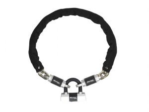 CRITERION™ High Security Chain with Mini U-Bar 900mm x 10mm