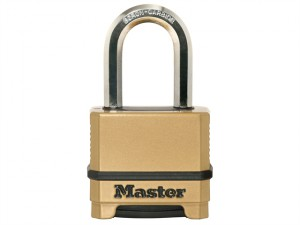 Excell™ 4 Digit Combination 50mm Padlock - 38mm Shackle