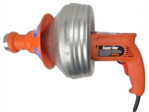 SV-F Super-Vee Power Drain Cleaner 240 Volt