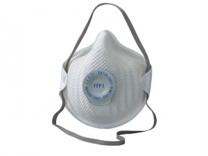 Classic Series FFP1 NR D Valved Mask (Pack of 20)