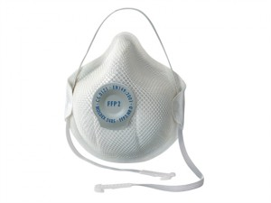 Smart Series FFP2 NR D Valved Mask (Pack of 20)