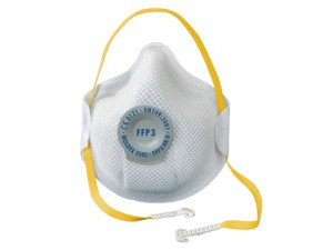 Smart Series FFP3 NR D Valved New Generation Mask (Pack of 10)