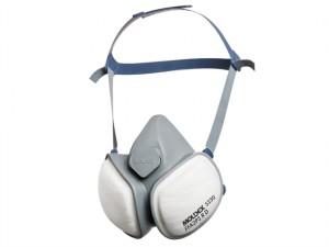 Compact Mask Maintenance Free Half Mask A2 P3