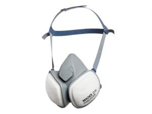 Compact Mask Maintenance Free Half Mask ABE1 P3 RD