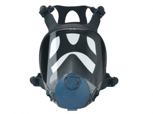 Series 9000 Full Face Mask (Medium) No Filters