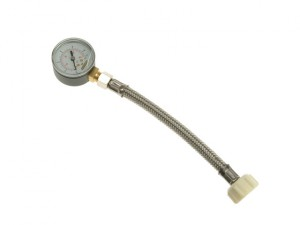 1510F Mains Water Pressure Gauge