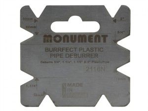 2116N Burrfect® Square De-Burrer