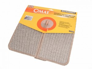 2361F OMAT® Soldering Matt 250mm (10in)