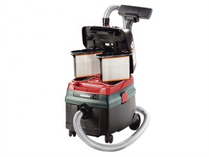 ASR 25L SC Wet & Dry Vacuum Cleaner 1400 Watt 110 Volt