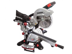 KGS 18 LTX Cordless Sliding Mitre Saw 216mm 18V Bare Unit