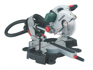 KGS-254 Plus 254mm Double Bevel Mitre Saw 110 Volt