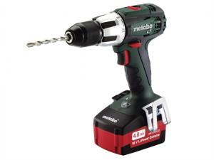 SB 18 LT Cordless Combi Hammer Drill 18 Volt 2 x 4.0Ah Li-Ion