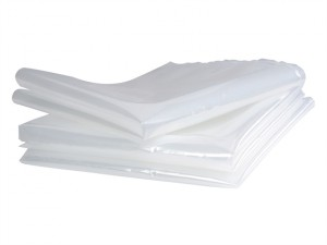 PVC Chip Collection Bags (10 Pack)