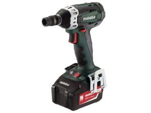 SSW 18 LTX Power Plus Impact Wrench 18V 2 x 4.0Ah Li-Ion