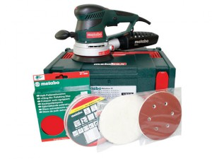 SXE-450 150mm Variable Speed Dual Orbit Sander Pro Pack 350 Watt 110 Volt