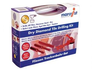 PG750X Dry Tile Drilling Kit