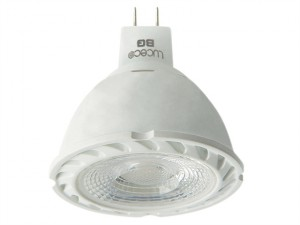 LED MR16 Truefit Bulb Non-Dimmable 260 Lumen 3.5 Watt 2700K