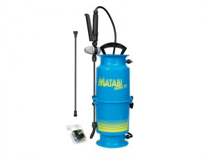 Kima 9 Sprayer + Pressure Regulator 6 litre