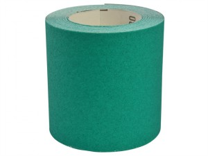 Liberty Green Sanding Roll 115mm x 10m Medium 80g