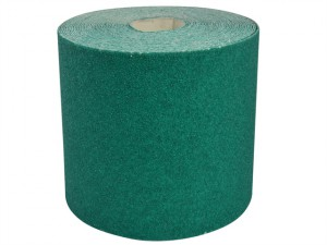 Liberty Green Sanding Roll 115mm x 10m Extra Coarse 40g