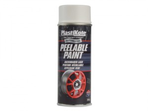 Peelable Paint White Matt 400ml