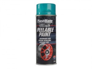 Peelable Paint Transparent Blue 400ml