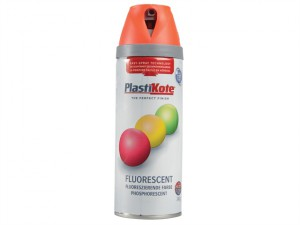 Twist & Spray Fluorescent Orange 400ml