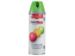 Twist & Spray Fluorescent Green 400ml