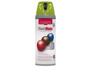 Twist & Spray Gloss April Green 400ml