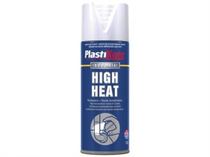 High Heat Paint White 400ml