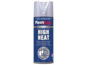High Heat Paint, Aluminium 400ml