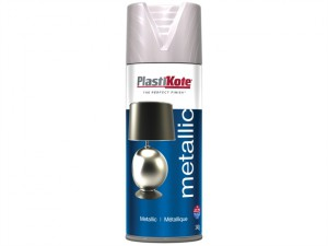 Metallic Spray Brushed Nickel 400ml