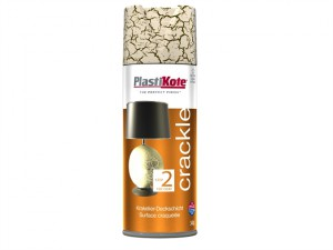 Crackle Touch Spray Heritage Gold 400ml