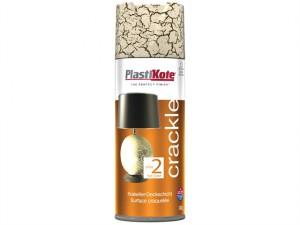 Crackle Touch Spray Colony Cream 400ml