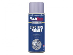 Industrial Primer Spray Zinc Rich 400ml